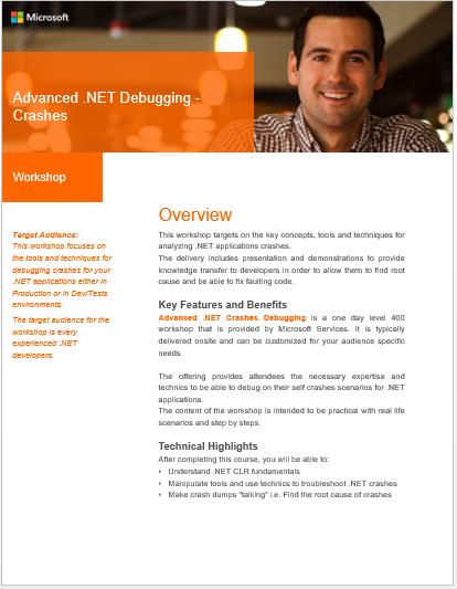 DataSheet_AdvancedNETDebugging